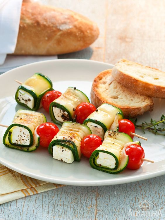 Zucchini-Käse-Spieße   #DESSERTS #HEALTHYFOOD #EASYRECIPES #DINNER #LAUCH #DELICIOUS #EASY #HOLIDAYS #RECIPE #SPECIALDIET #WORLDCUISINE #CAKE #APPETIZERS #HEALTHYRECIPES #DRINKS #COOKINGMETHOD #ITALIANRECIPES #MEAT #VEGANRECIPES #COOKIES #PASTA #FRUIT #SALAD #SOUPAPPETIZERS #NONALCOHOLICDRINKS #MEALPLANNING #VEGETABLES #SOUP #PASTRY #CHOCOLATE #DAIRY #ALCOHOLICDRINKS #BULGURSALAD #BAKING #SNACKS #BEEFRECIPES #MEATAPPETIZERS #MEXICANRECIPES #BREAD #ASIANRECIPES #SEAFOODAPPETIZERS #MUFFINS #BREAKFASTANDBRUNCH #CONDIMENTS #CUPCAKES #CHEESE #CHICKENRECIPES #PIE #COFFEE #NOBAKEDESSERTS #HEALTHYSNACKS #SEAFOOD #GRAIN #LUNCHESDINNERS #MEXICAN #QUICKBREAD #LIQUOR