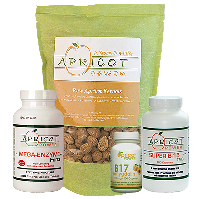 Health: The Power of Apricot Kernels