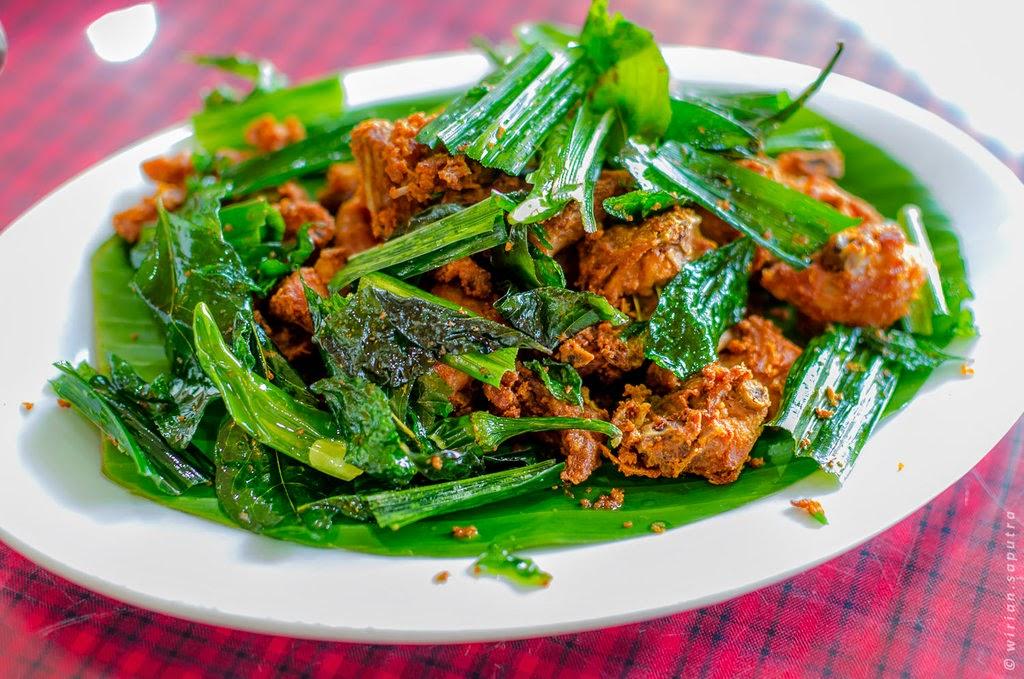Ayam Tangkap Makanan Tradisional dari Aceh - Negeriku Indonesia