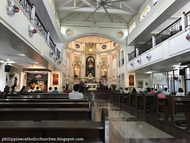 NATIONAL SHRINE OF THE SACRED HEART OF JESUS, Makati City, Philippines