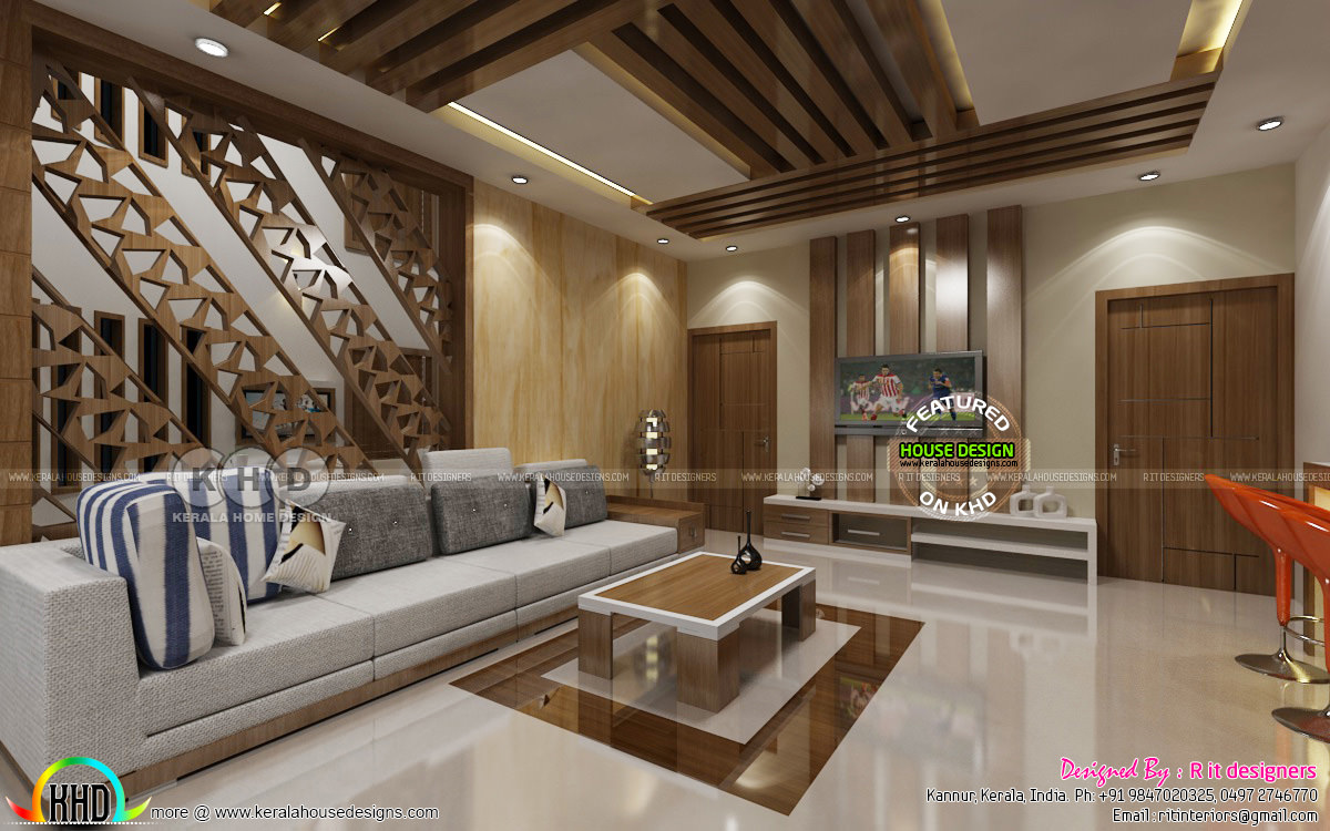 Grand Living, Upper Living Interior Designs