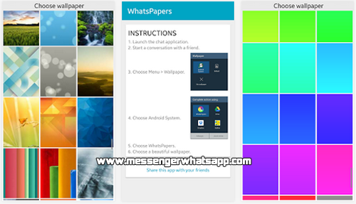 Fondos WhatsApp gratis con Whatsup Wallpapers HD