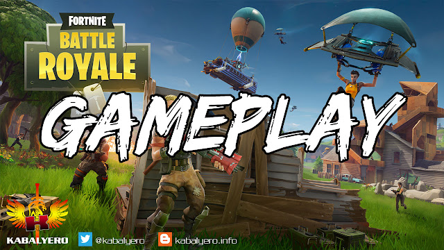 Fortnite Battle Royale Gameplay (9/26/2017) Number Of Kills = ZERO • KABALYERO
