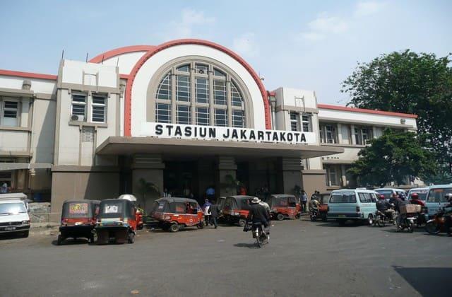 Stasiun Kereta Api Kota