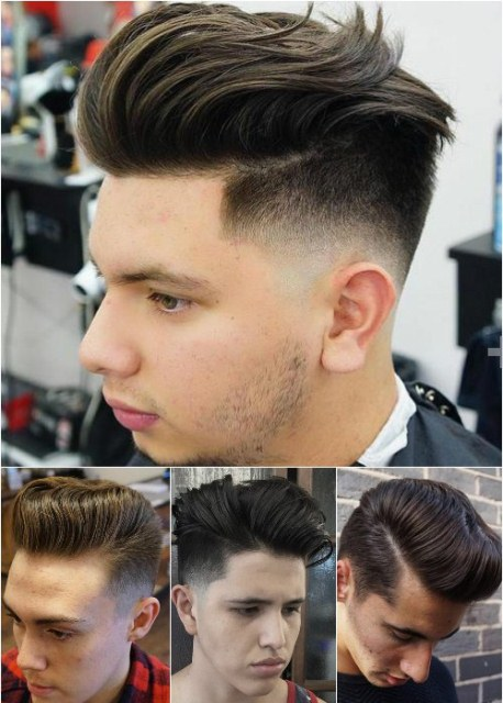 Boys And Men Hair Styles Short Long Hairstyles Best Short