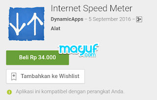 Internet Speed Meter Pro APK Free Download For Android
