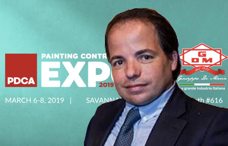 Intervista a Francesco Di Maria, Executive VP Sales & Marketing del Colorificio Giuseppe Di Maria SpA