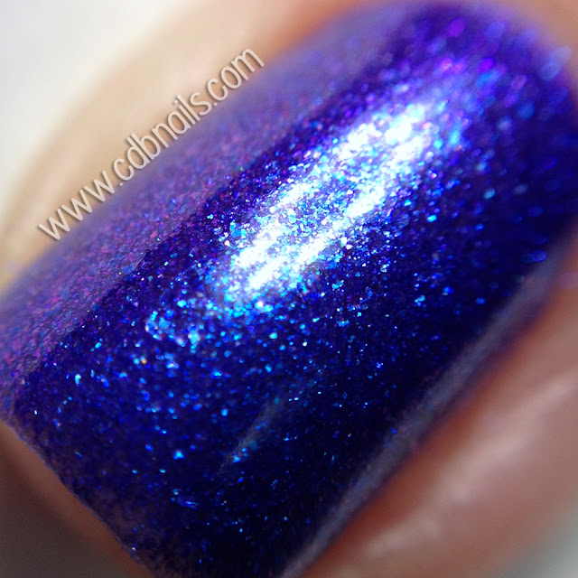 Lollipop Posse Lacquer- Time Collapses, Space Warps