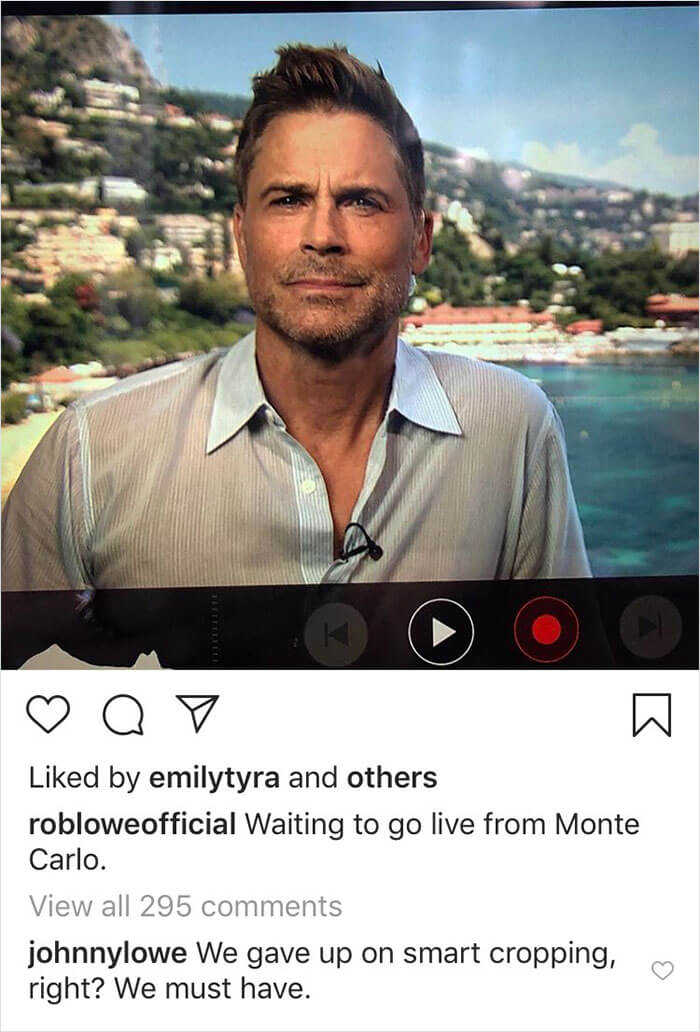 19 Hilarious Pictures Of Rob Lowe's Sons Trolling Their Father On Instagram