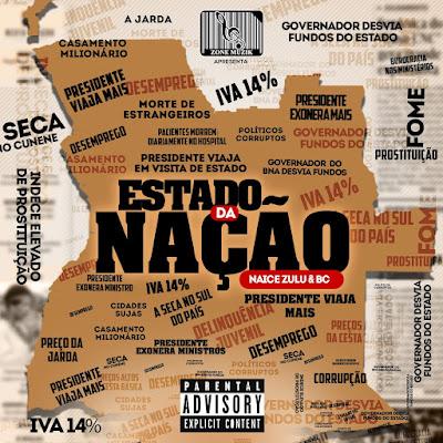 Naice Zulo & BC Feat. Smallze Reverendo – Como Está o País (Rap) Download Mp3