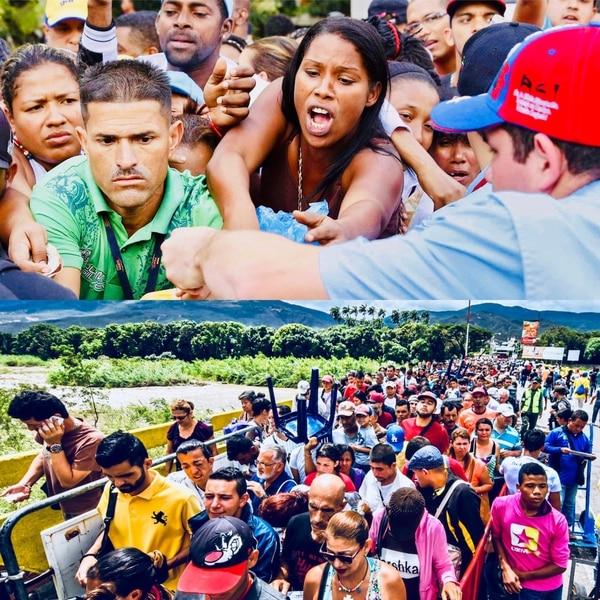 ¡PEOR QUE EN GUERRA! EL ÉXODO DE VENEZOLANOS A TODAS PARTES DEL MUNDO YA ES COMPARABLE AL DE SIRIA Y MYANMAR