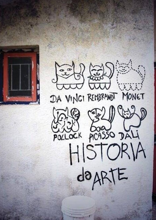 Topic des chats - Page 40 Cool-cats-graffiti-art-history