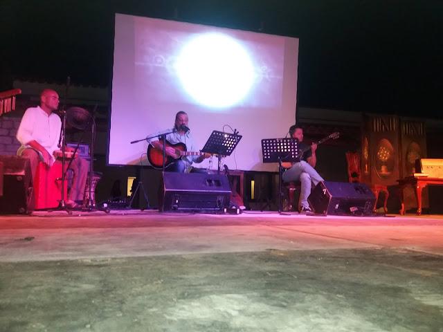 Όμορφη μουσική βραδιά στην Πυργέλα με το αφιέρωμα στον Γιώργο Ζαμπέτα και τον Σταύρο Κουγιουμτζή