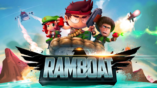 Ramboat Hero Shooting Game Mod Apk v3.10.3 Unlimited Money