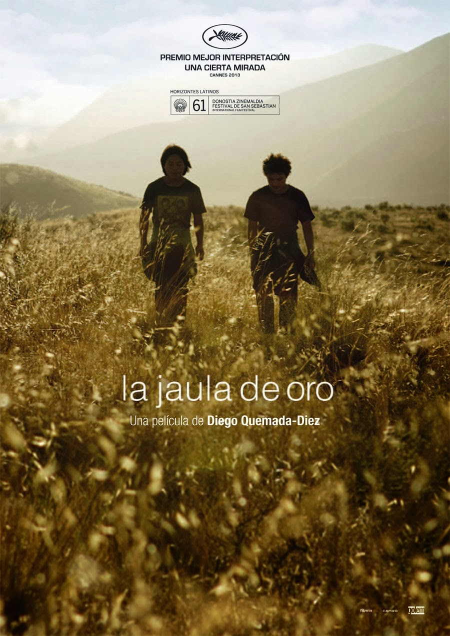 THE GOLDEN DREAM - La jaula de oro (2013) ταινιες online seires xrysoi greek subs