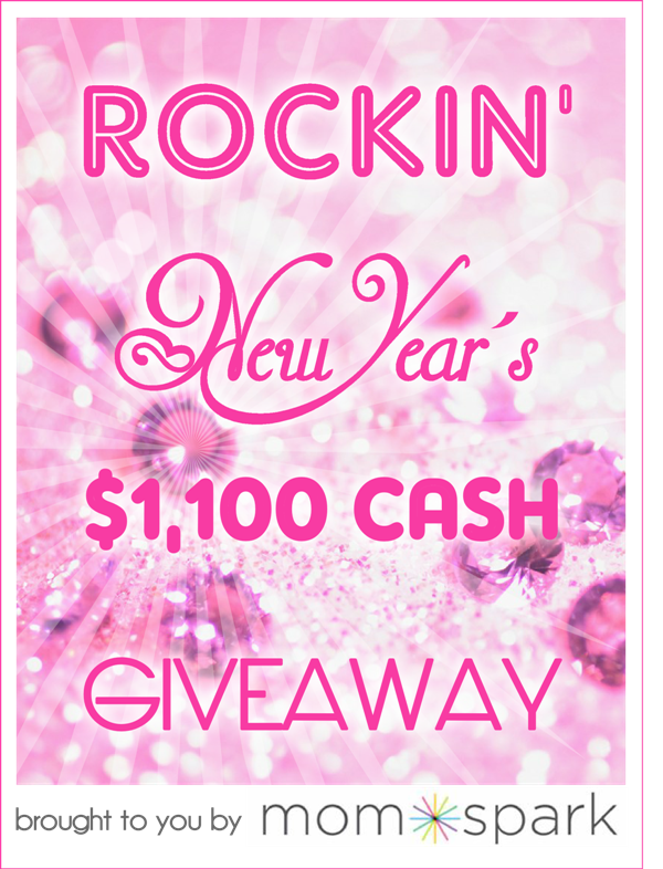 Giveaway | New Year's $1,100 Party Prize