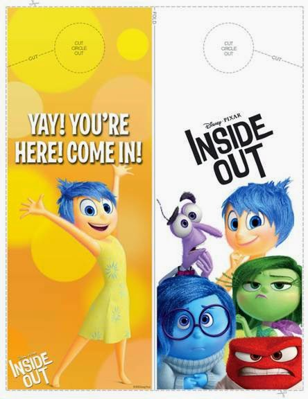 Disney/Pixar Inside Out Family Activity Sheets #InsideOut  via www.productreviewmom.com