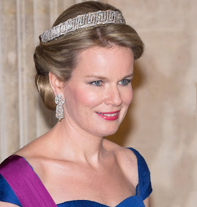 Style of Queen Mathilde of Belgium