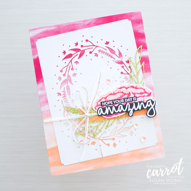 Incredible Like You by Stampin' Up! - Card by Susan Wong