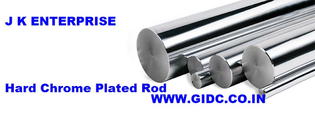 J K ENTERPRISE - 9998216918 hard chrome rod vadodara