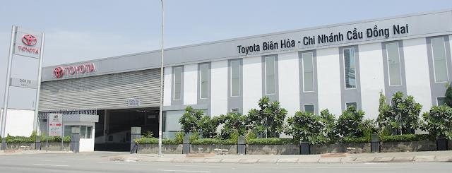 Danh sách các đại lý Toyota khu vực phía nam - ảnh 17