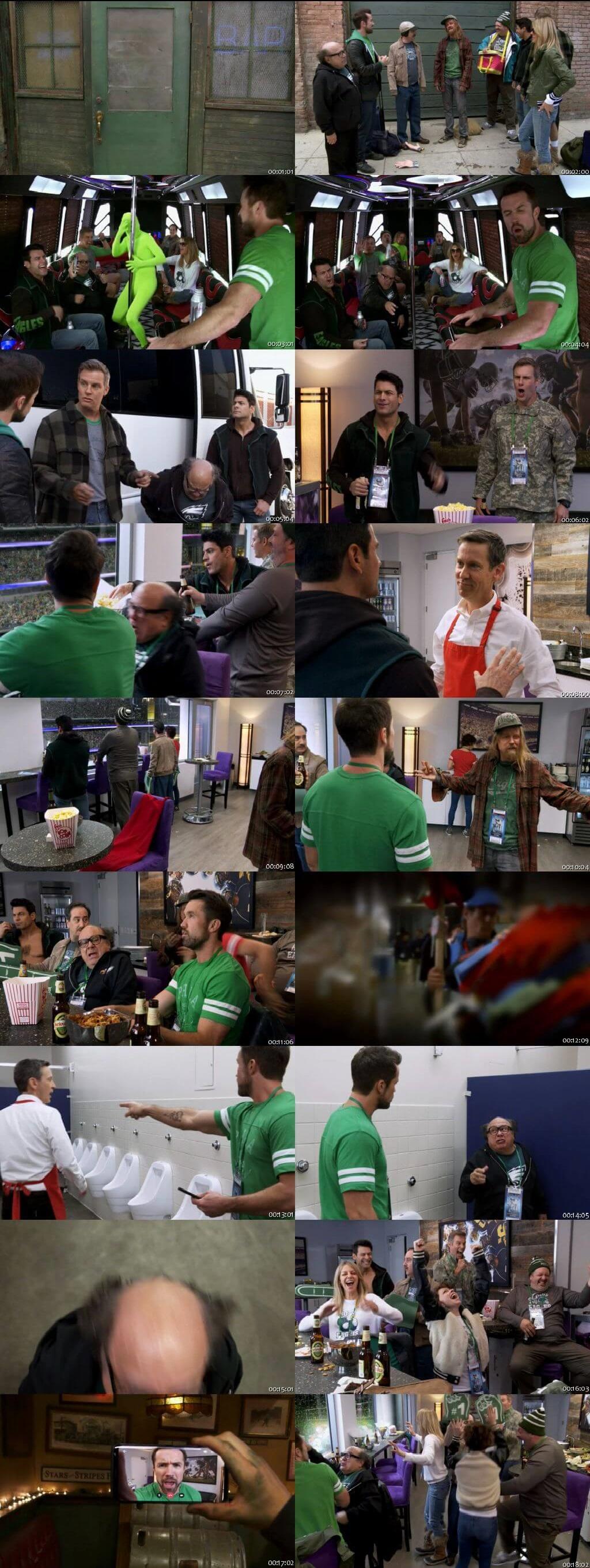 Screenshots Of English Show Its Always Sunny in Philadelphia Season 13 Episode 09 2018 WEB-DL 720P 300MB