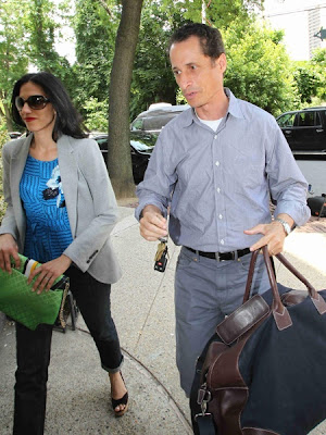 T.O.T. Private consulting services: Anthony Weiner Sexting