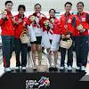 Tambah 1 Medali Indonesia Salip Vietnam dan Thailand dan Menduduki Peringkat 3