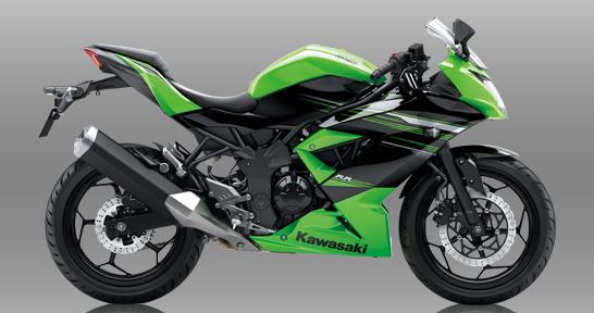 Motor Kawasaki Ninja RR Mono Terbaru