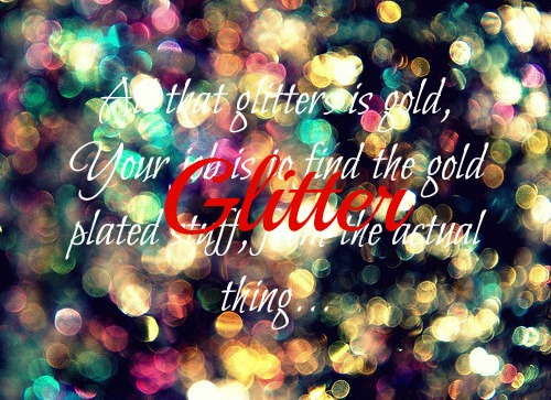 Glitter: Chapter Eight - Silver Linings