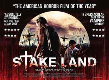 Stake Land una soberbia película de terror dirigida por Jim Mickle