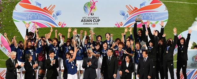 Japan Woman win World Cup