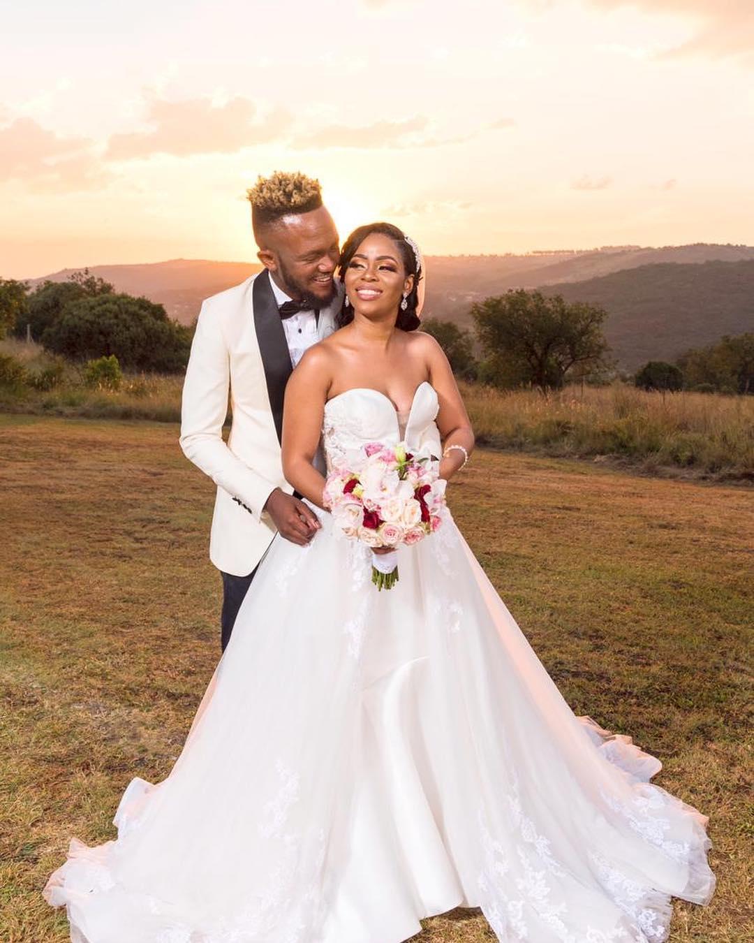 See Inside, Kwesta's Luxurious Wedding