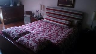 #DIY #Manualidades, cabeceira da cama, decoração de quarto,