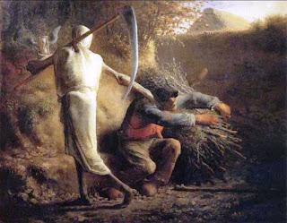 O  Θάνατος και ο ξυλοκόπος