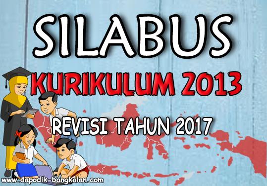 Download Silabus Kurikulum 2013 K13 Revisi Tahun 2017 Smp Kelas 7 8 Dan 9 Portal Info Guru