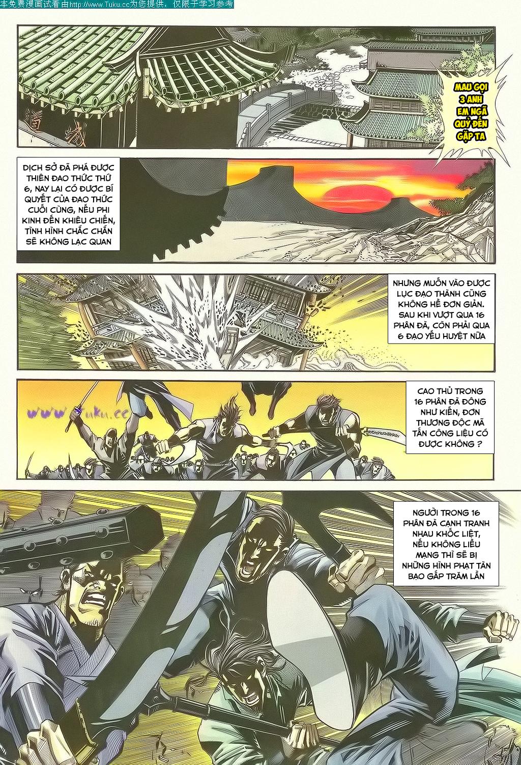 Bá Đao Chap 117 - Truyen.Chap.VN