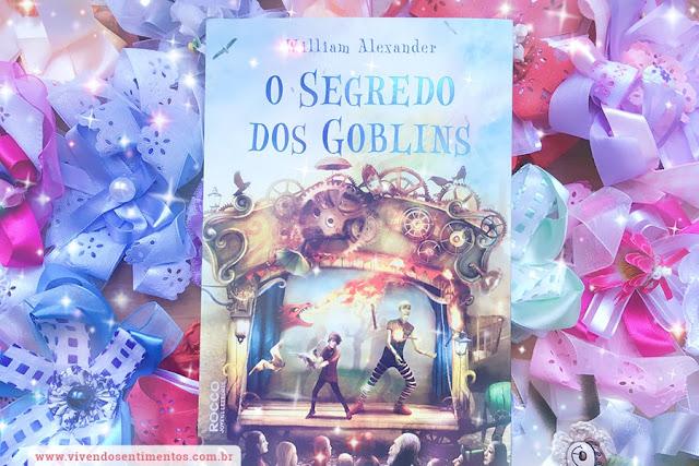 Dica de Livro: O Segredo dos Goblins