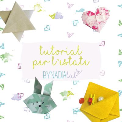 schede origami bynadialab