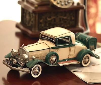 мастерим заводной игрушечный автомобиль