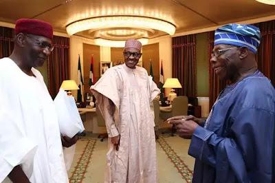 Nigerian don't have men of integrity in National Assembly - Olusegun Obasanjo 4444