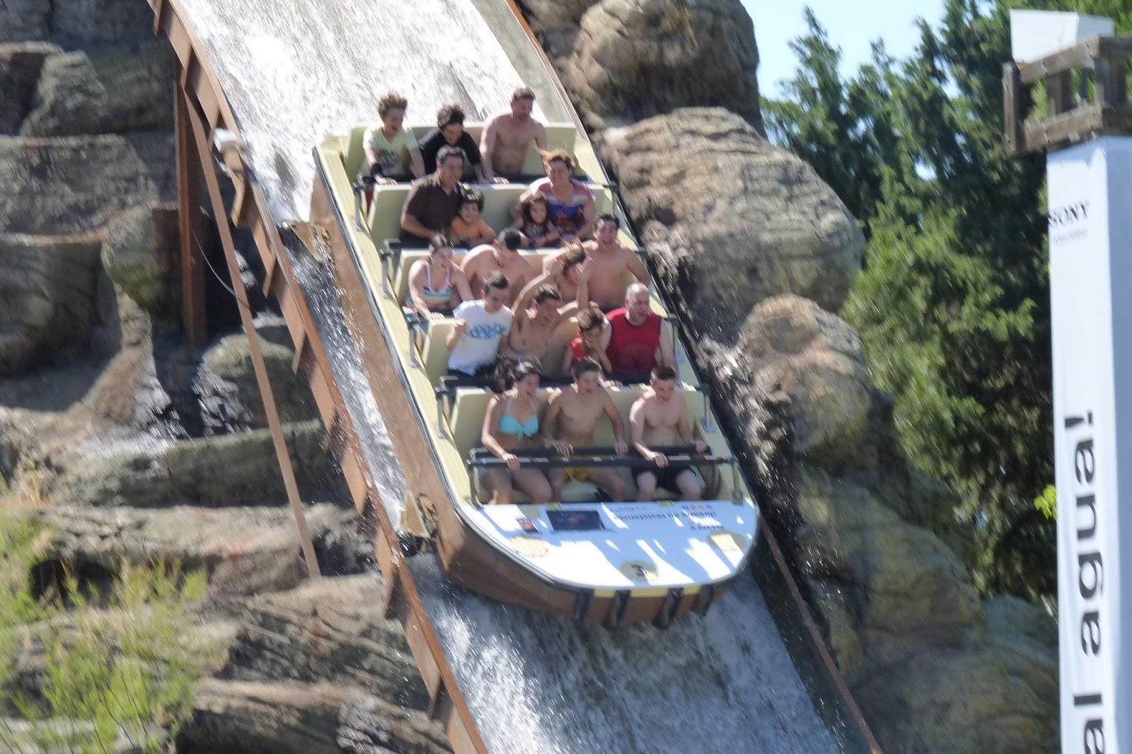 Los Fiordos-Parque de Atracciones de Madrid.