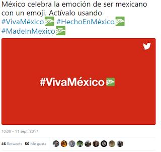 TweetVivaMexico