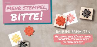 Stampin' Up! rosa Mädchen Kulmbach: Zusätzliche Shopping-Vorteile bei Stampin' Up! und Gratisstempel als Einsteigerangebot