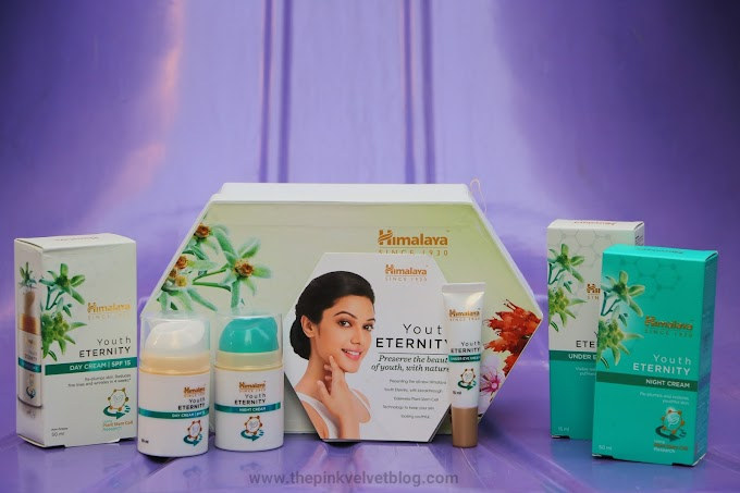 Himalaya Brings In The Youth Eternity Skincare Range