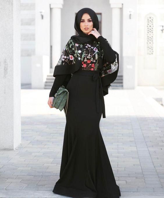 Inspirasi Gaun Pesta Muslim Masa Kini Goresan Pena