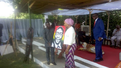 The AU Arts Festival was held at Golden Tulip Hotel in Accra.