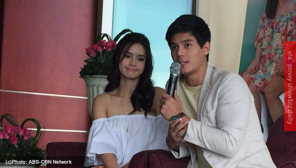 Daniel Matsunaga signs up contract with Star Magic as talent