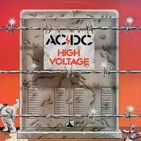 AC/DC - High voltage - Los mejores discos de 1975, ¿por qué no?