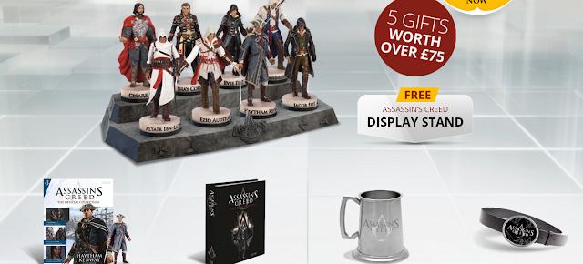 Assassin's Creed Collection, la gran sorpresa de Ubisoft 1
